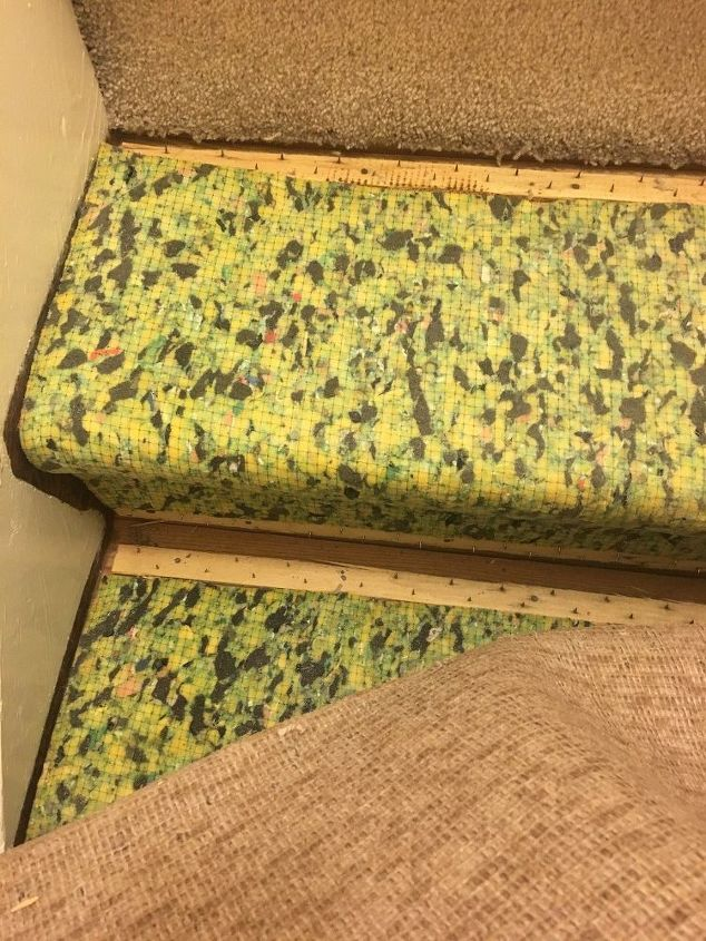 Stairs From Carpet To Wood Hometalk