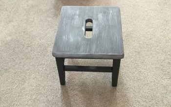 Up-Cycle An Old Step Stool