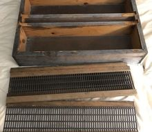 q any recommendations for repurposing these old bee hives