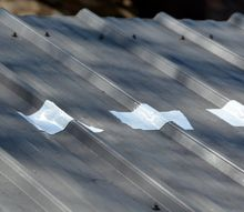 a quick fix and waterproofing product to patch a roof