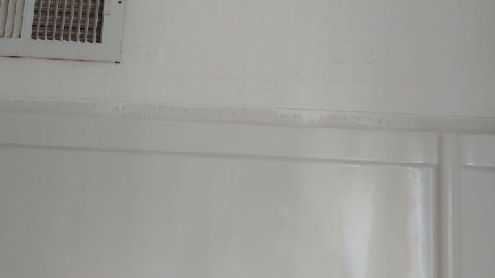 q bathroom wall