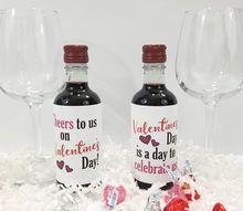 free printable valentine s day mini wine bottle labels