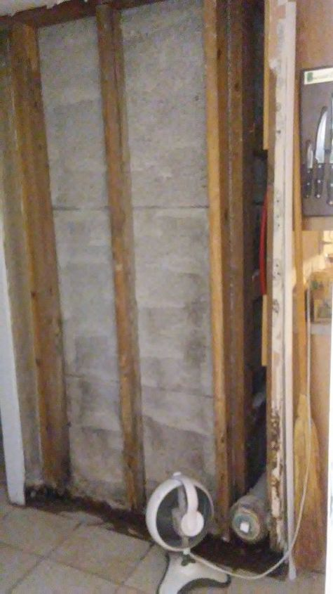 q how do i make a storage unit with shelves between wall studs