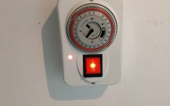 Replace an Electric Water Heater Timer