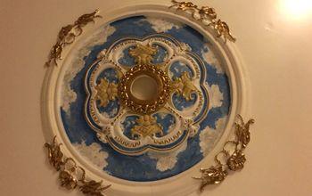Boudoir Ceiling Part #2