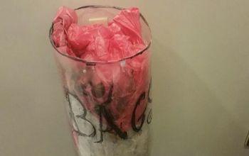 Easy Plastic Bag Dispenser