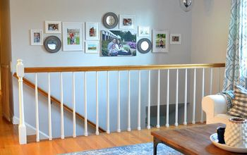 Paint Your Oak Staircase