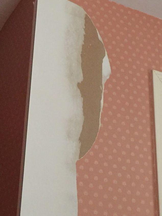 Q What Is The Best Way To Remove Old Wallpaper And Repair Wall