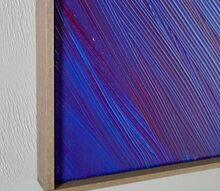 simple diy frame for canvas art