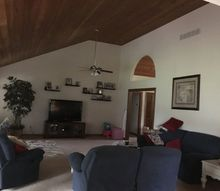 q looking for suggestions to brighten up living room