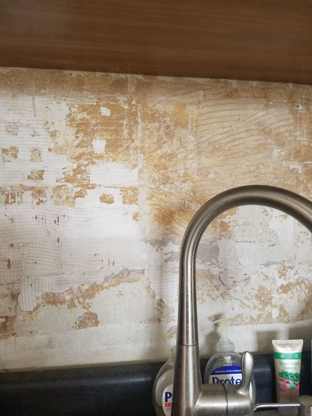 Remove Old Tile Glue From Walls