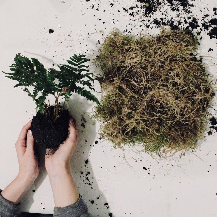 Wrap in Moss