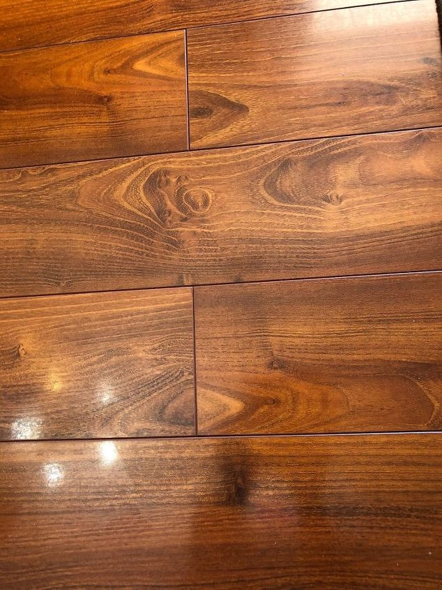 How To Remove Build Up From Laminate Flooring I Tried