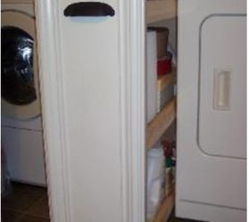 Q Storage In Between Washer Dryer