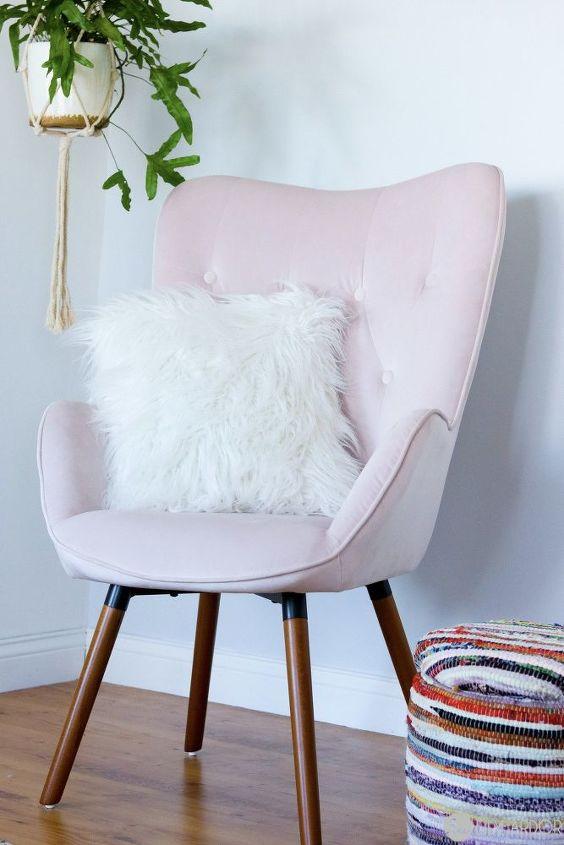 diy storage footstool
