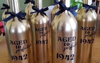 beautiful bottles for any celebration