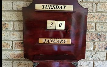how to make a wall perpetual calendar, Perpetual Calendar