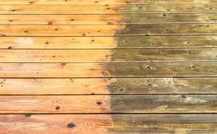make your deck look like new