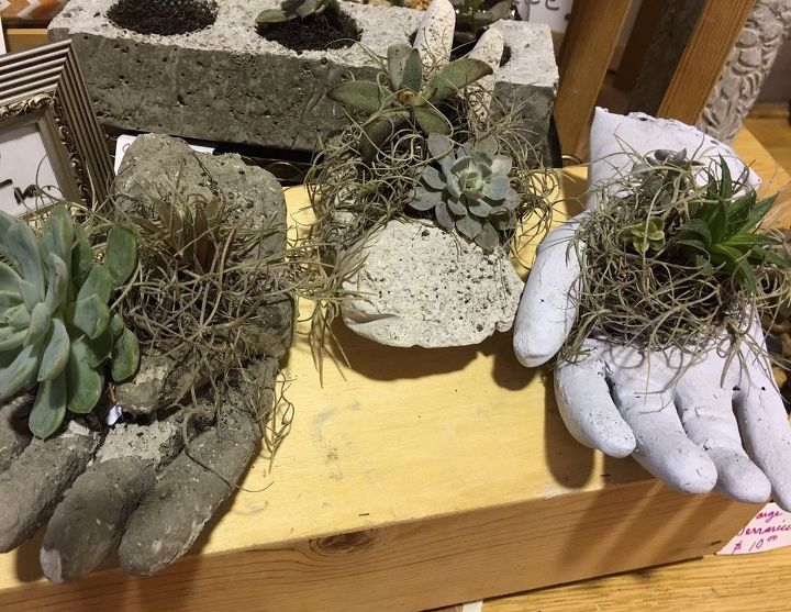 q are hypertufa concrete planters supposed to be waterproof
