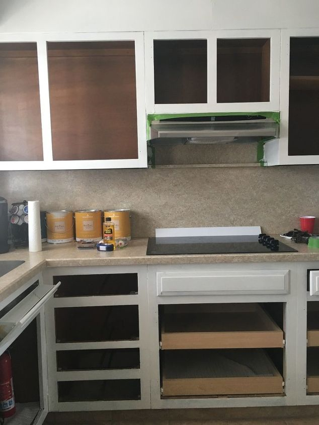 Painting 1970 S Kitchen Cabinets