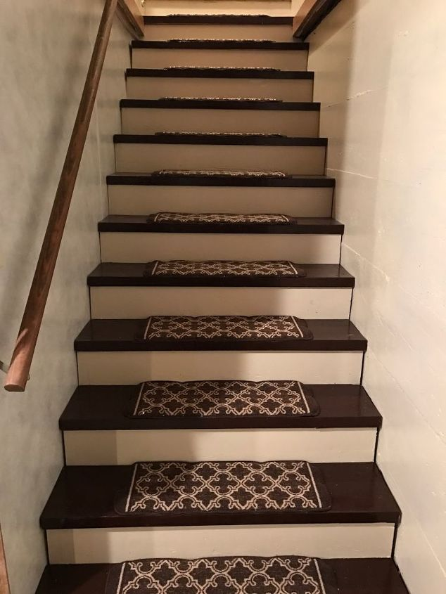 carpeted stair nightmare