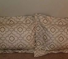 flanged pillow shams