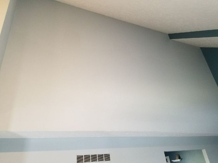 q suggestions for a blank wall