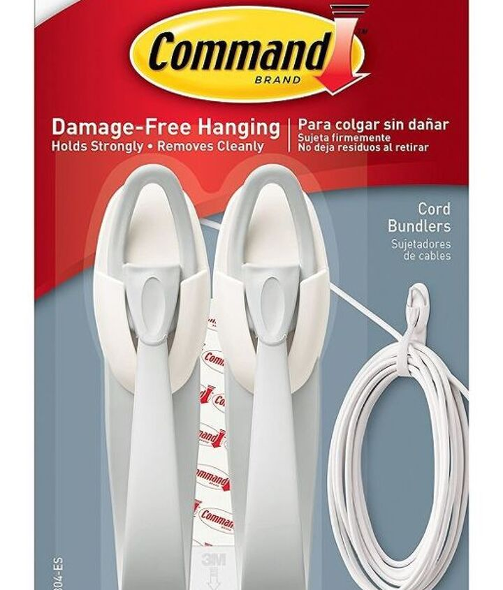 material of the week command hooks