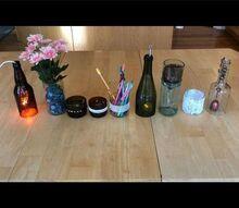 using a bottle cutter bottle crafts