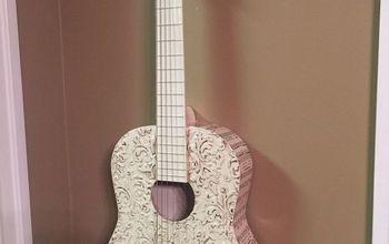 guitar glam