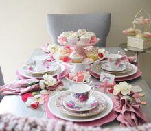 valentine s day tea party