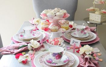 Valentine's Day Tea Party