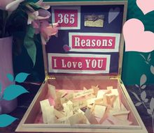 valentine s day gift 365 reasons i love you