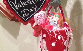 dollar store decor valentines day