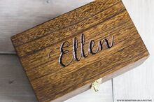 custom engraved memory boxes