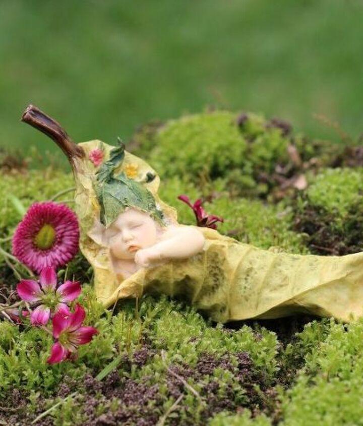 fairy garden suit case tutorial