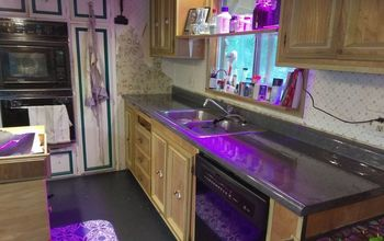 Kitchen Countertops on the Cheap!