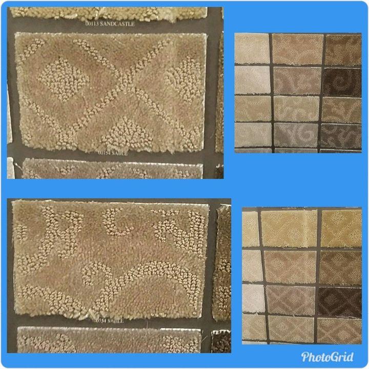 q what stair carpet design to choose