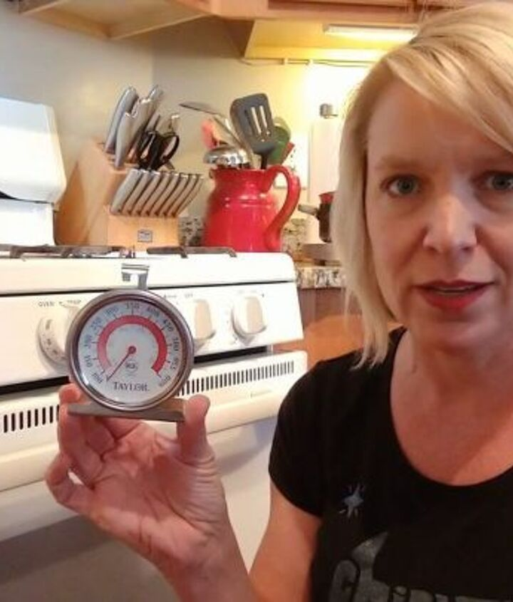 how to correct your oven s temperature