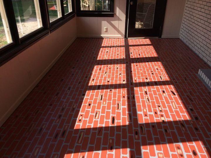 exit side of sunroom