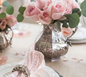 How To Add Rustic Romance To Your Valentine S Day Table Setting