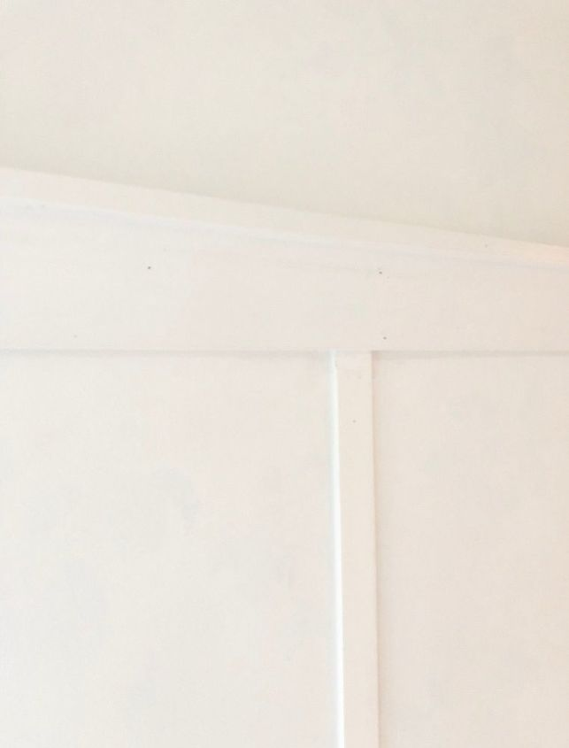 easy diy farmhouse style wainscot