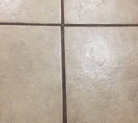 Marvelous I Have A Light Color Grout In My Ceramic Floor In My Kitchen And I Can |  Hometalk