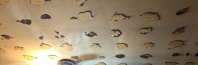 q ceiling nightmare