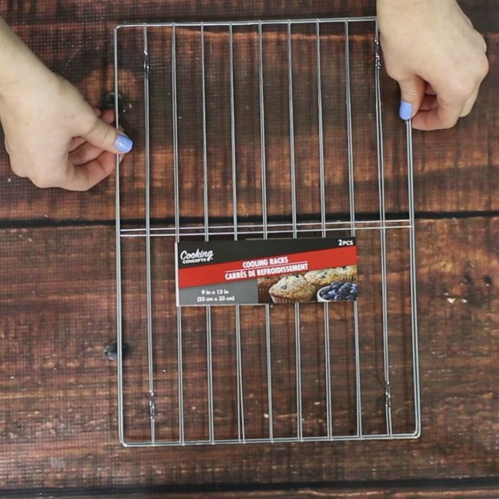 top 11 ways to use cooling racks to get yourself totally organized