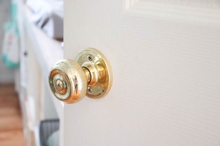 swapping door hardware for major design impact