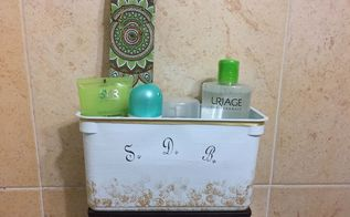 re purposing detergent box