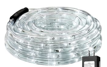 material of the week led rope lights