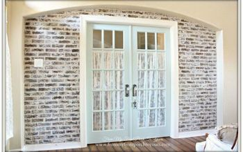 s why everyone is copying these amazing brick paneling ideas