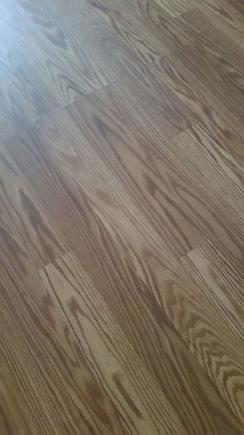 Can You Redo Laminate Floors To Give It A New Look Would Like The